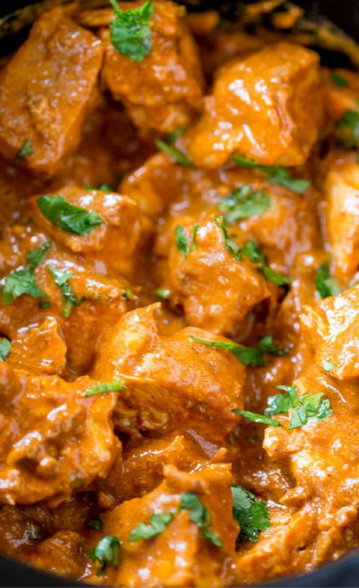 poulet indien
