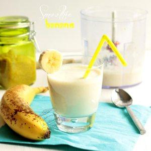 smoothie à la banane
